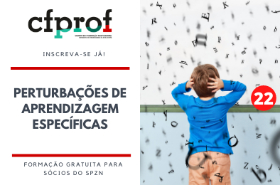 Course Image 22 - PERTURBAÇÕES DE APRENDIZAGEM ESPECÍFICAS